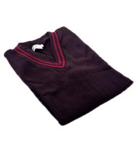 Black-Jersey-+-Maroon-Collar