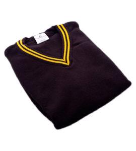 Black-Jersey-+-Yellow-Collar